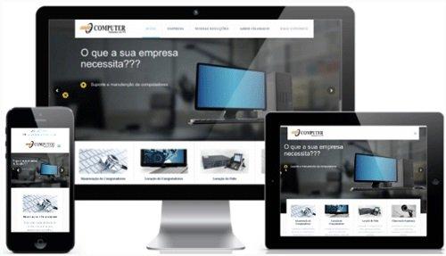 Site profissional